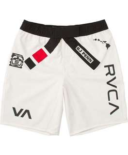 (BN) Limited Edition RVCA Fight Shorts