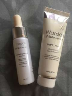 Paket 2 Wardah White Secret