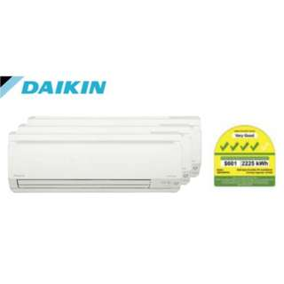 New Daikin System 3 Air Conditioner!