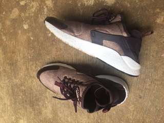 Nike huarache ultra se port wine/metalic