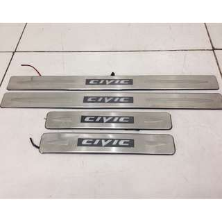 Honda Civic Side Step Panel (AS2542)