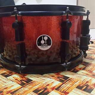 Snare Sonor Force 3007 13x7 Maple