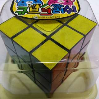 BN magic Rubik cube