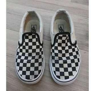 VANS 童鞋 19.5cm