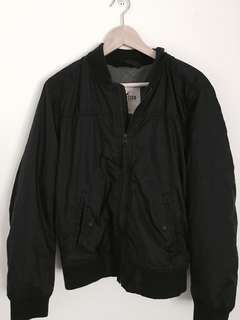 Hollister bomber jacket