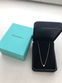 Tiffany & co diamonds by the yard necklace