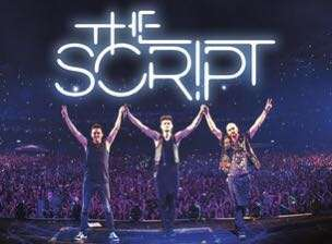 The script tickets STANDING AREA FIRE SALE 2 tickets 12 April