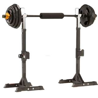 GYM Squat Rack (Bought from homegym.sg)