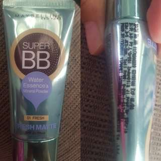 Super BB water essence & mineral powder