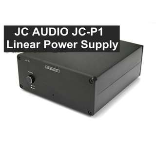 JC Audio JC-P1 音響專用線性電源 12V及5V輸出