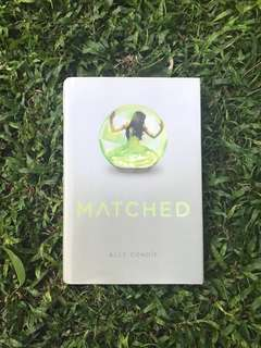 Pre-loves Book: Matched