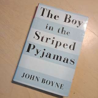 The Boy in the Striped Pyjamas Book John Boyne