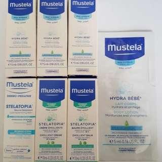 Mustela Cream Set