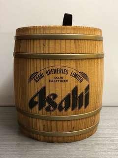 Asahi 細木桶擺設
