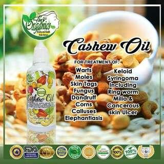 Organic Cashew Oil