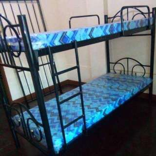 double deck bed tubing