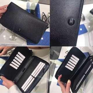 Chanel organizer Wallet