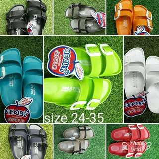 OPEN PRE ORDER RedApple Sandal Moniga by Monobo Original Thailand