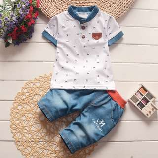 Baby Boy Casual Outfit