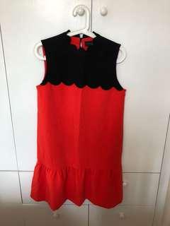 Victoriabeckham target dress