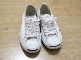 Pre-loved Converse x Jack Purcell (White)