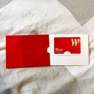 Carousell westfield gift card 50 negle Images