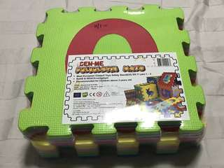 BNIP Polyolefin Foam Play Mat, Kids Play Mat, Baby Play Mat, puzzle mat