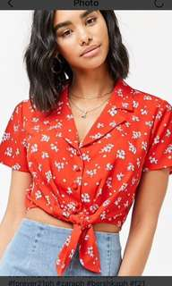 Forever21 button down