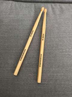 Dr. Martens Pencil drum stick look like