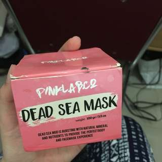 Pinklab Dead sea Mask