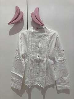 Fox white shirt