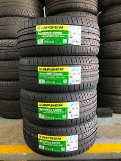 **2018 MEGA SALE!**  => **Fresh Stock** Brand New Kapsen SportMax S2000 225/45R17