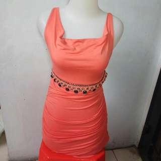 Mini dress body and soul