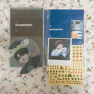 WTS Ong Sungwoo Seasons Greeting Here Today Wanna One