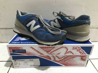 NEW BALANCE BLUE SHOES
