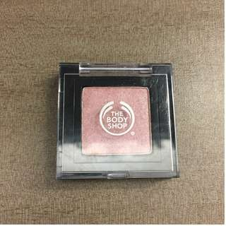 Bodyshop Eyeshadow Pink Pigment