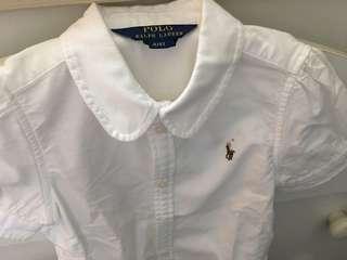 Girls Polo shirt(4y)