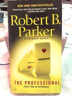 The Professional - Robert B. Parker