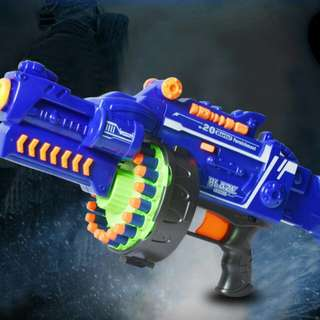 Nerf Nstrike Elite Stryfe Blaster Soft bullet gun children play military model toy gun