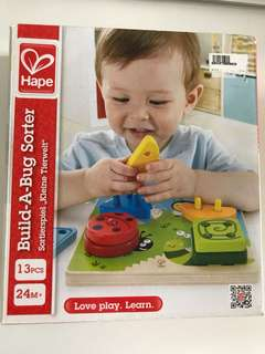 HAPE Build-A-Bug Sortrr