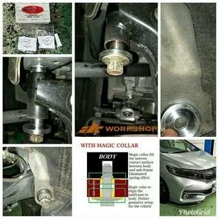 Honda Shuttle ( Magic Collar Kit)