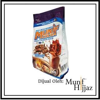 Munif Cocoa Arabic Gum 1 KG