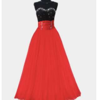 BALL GOWN (ALLURE)
