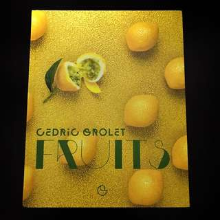 Cedric Grolet Fruits Book (3 left)