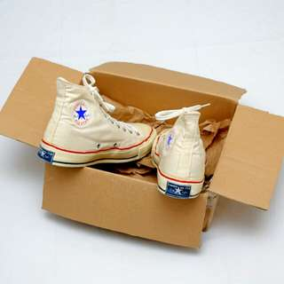 VTG 70s CONVERSE® BLUE LABEL USA