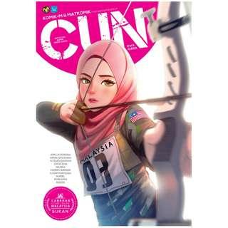 CUN #3: Jiwa Juara