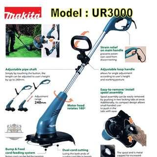 [NEW] MAKITA UR3000 GRASS TRIMMER