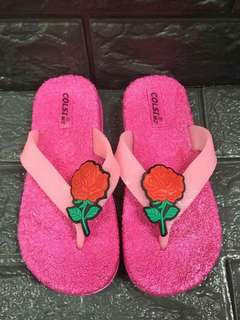New kids Rose slipper P185 Size 24-29 Size 30-35