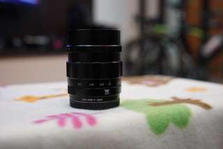 Voigtander 25mm f.95 for Micro 4/3