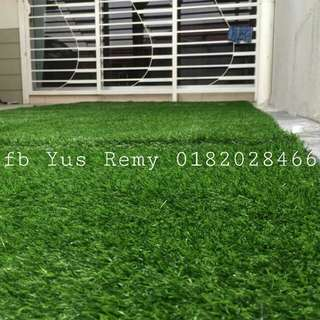 Artificial Grass Green (20mm RM3/sqft) Pre Order
